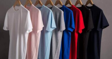 Multi-color t shirts