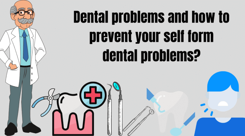 Dental health issue