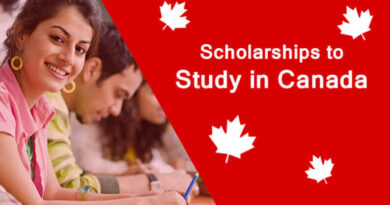 How to get scholarship in Canada